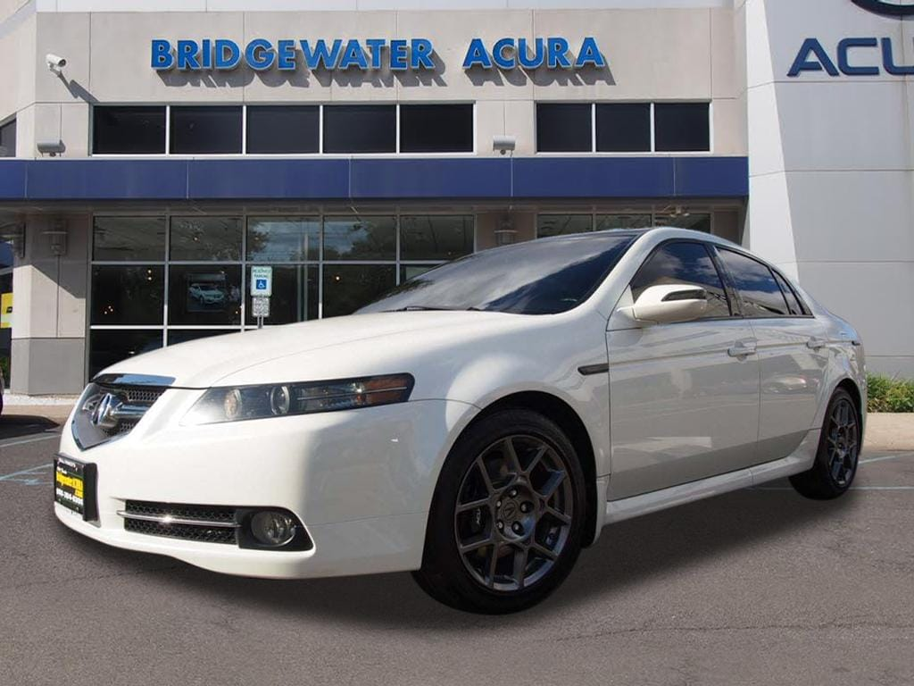 pre owned 2007 acura tl type s w nav system sedan in bridgewater p11285s bill vince s. Black Bedroom Furniture Sets. Home Design Ideas