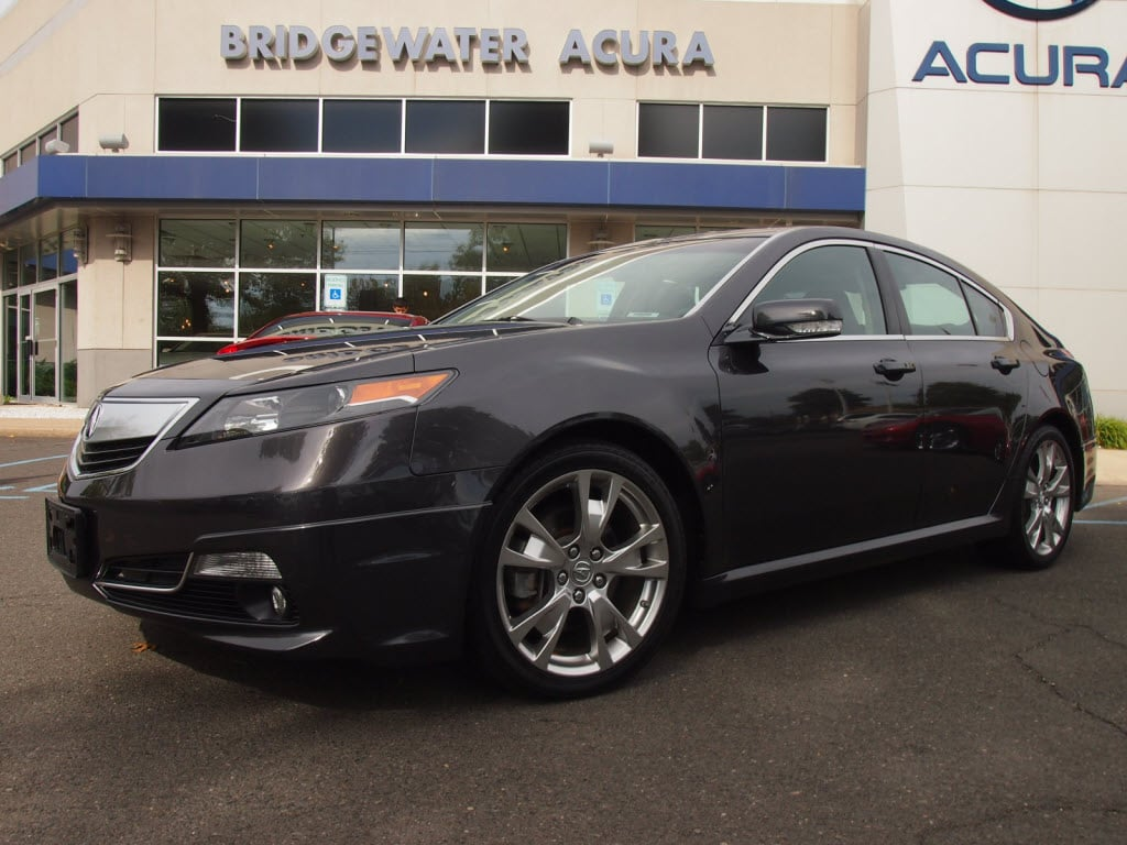 pre owned 2014 acura tl 3 7 w advance package sedan in bridgewater p9329s bill vince s. Black Bedroom Furniture Sets. Home Design Ideas